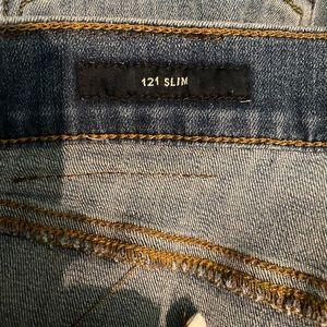 Lucky Brand Jeans - Lucky Brand Slim Jeans